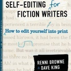 Gretchen's How-To Guide: Chapter Four – The Editing