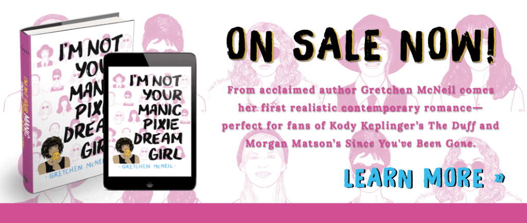 Manic Pixie Dream Girl - On Sale Now