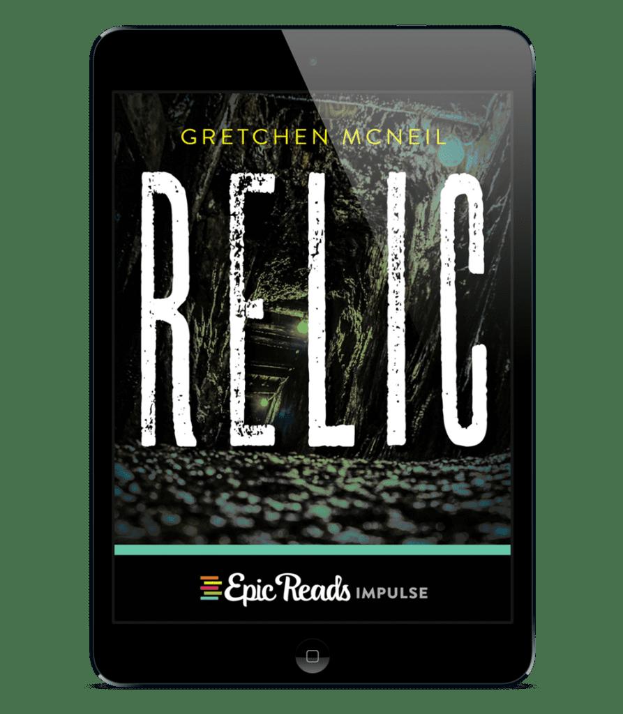 Press kit gretchen mcneil relic fandeluxe Gallery