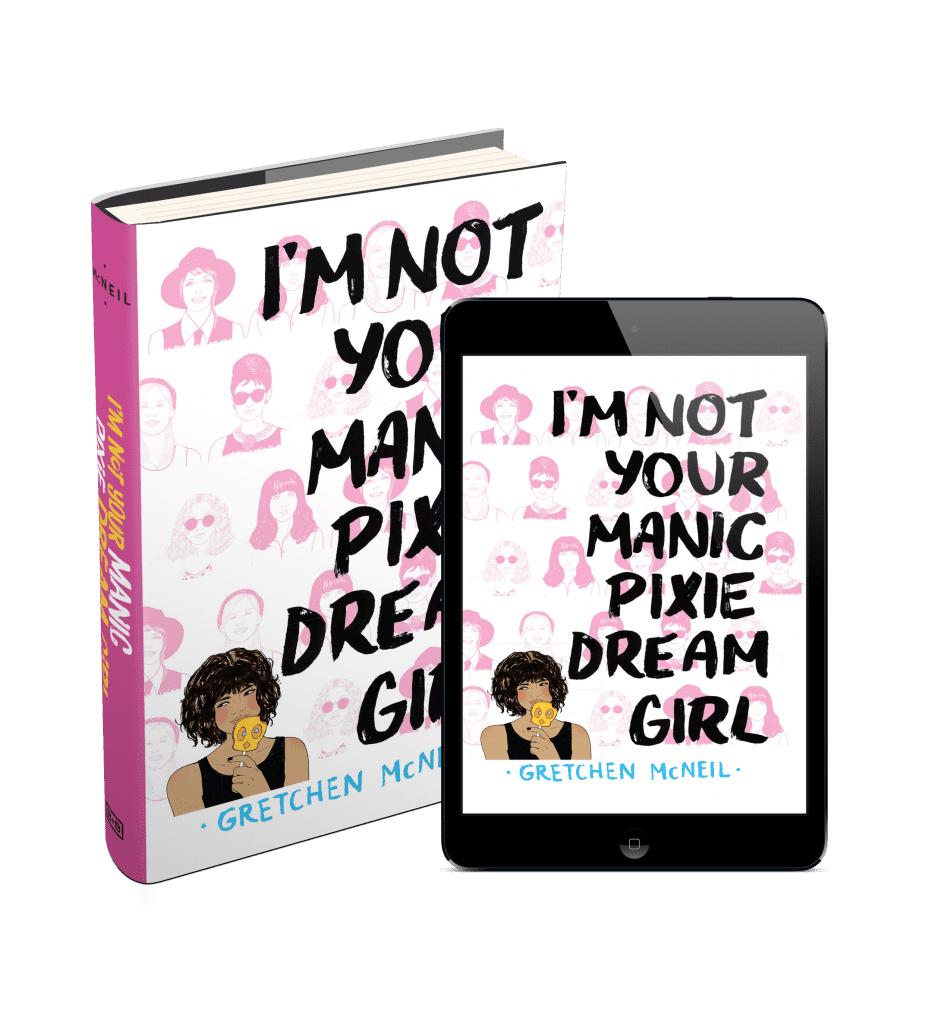 Blog gretchen mcneil purchase im not your manic pixie dream girl fandeluxe Gallery