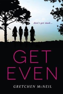 Get Even (Don't Get Mad #1)