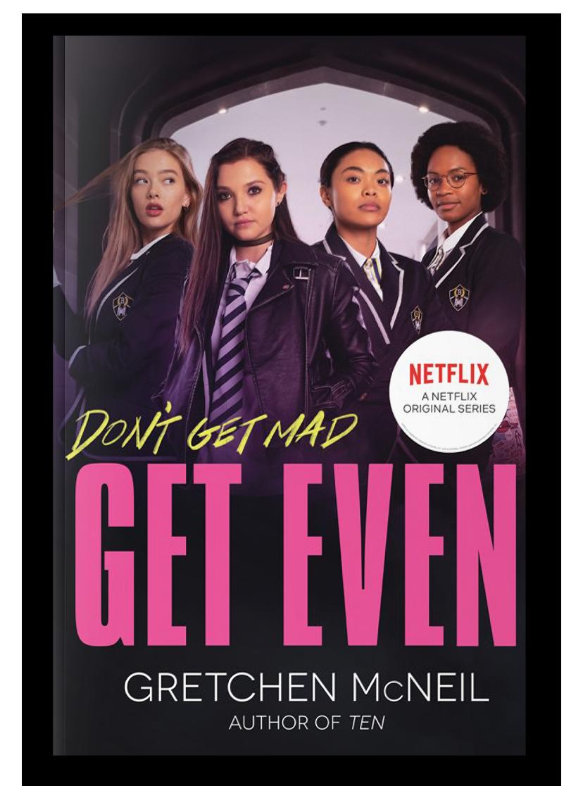 Don T Get Mad Series Gretchen Mcneil
